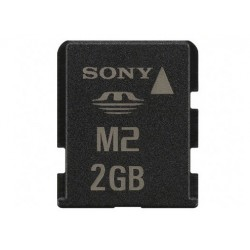 SONY MS-A2GN 2GB Memory Stick Micro™ M2