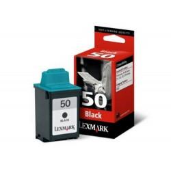 Lexmark 50 BLACK 17G0050E Γνήσιο μελάνι