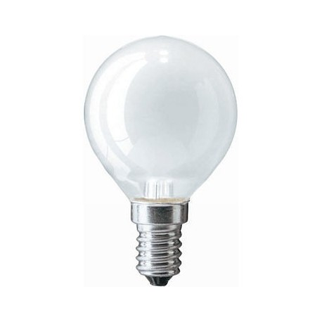 PHILIPS PEARL 25W E14 Λάμπα Σφαιρική
