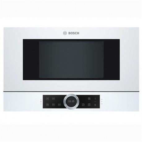 Bosch BFL634GW1 White Εντοιχιζόμενος Φούρνος Μικροκυμάτων