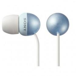 Sony MDR-EX33LP BLUE Ακουστικά In-Ear με εξαιρετικά μπάσα