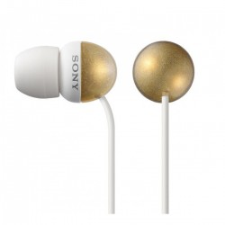 Sony MDR-EX33LP GOLD Ακουστικά In-Ear με εξαιρετικά μπάσα