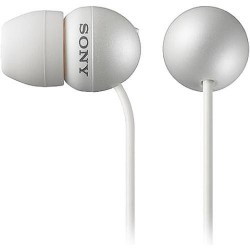 Sony MDR-EX33LP WHITE Ακουστικά In-Ear με εξαιρετικά μπάσα