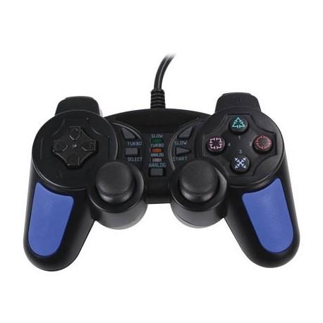 KONIG GAME-CONTR12 Χειριστήριο για PS2, PS3 και PC