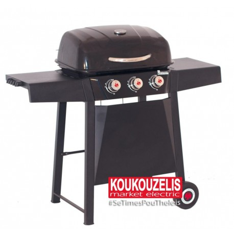 GRILL CHEF GC12200 Midas ψησταριά