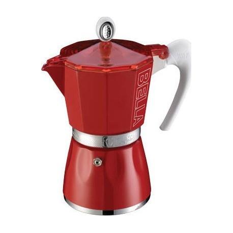 GAT 103803 RED BELLA 3 Μπρίκια Espresso 3 ΦΛΙΤΖΑΝΙΑ