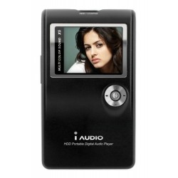IAUDIO X5 20GB MULTIMEDIA MP3 PLAYER