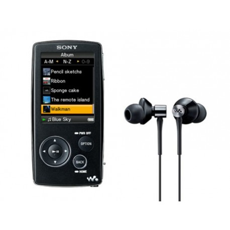Sony NW-A805 2GB MP3 Player