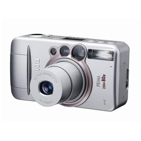 Canon Prima ZOOM 80U 135 mm κάμερα αυτόματης εστίασης