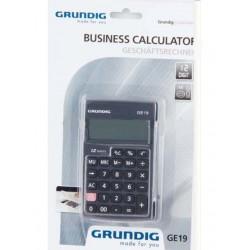 Grundig 86821 Αριθμομηχανή GE19 ΜΑΥΡΟ