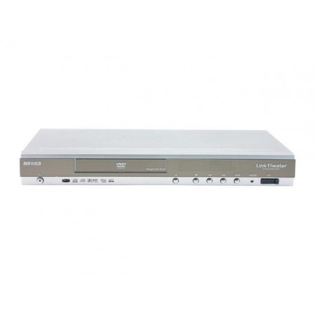 BUFFALO PC-P3LWG/DVD LinkTheater High-Definition Wireless Media Player