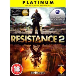 Resistance 2 - Platinum Edition PlayStation 3