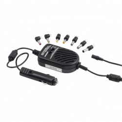 HAMA 46550 NOTEBOOK CAR ADAPTOR AC DC - (ΠΕ)