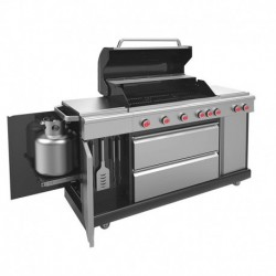 LANDMANN LD12970 Triton PTS 6.1+ BARBEQUE