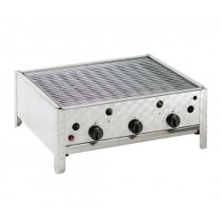 GRILL CHEF GC00442 Gas Roaster Catering ψησταριά υγραερίου